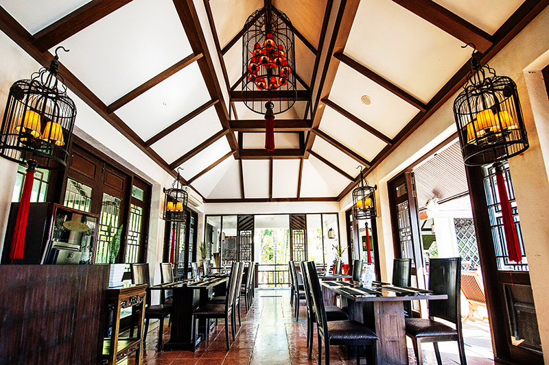 Services - Dining - The Bodhi Restaurant