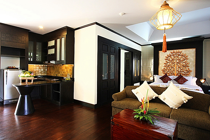 Spacious - 58 sqm of Comfort